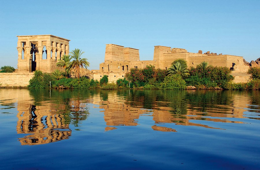 Egypte, Assouan, temple de Philae