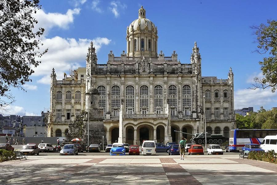 Музей-революции-в-Гаване