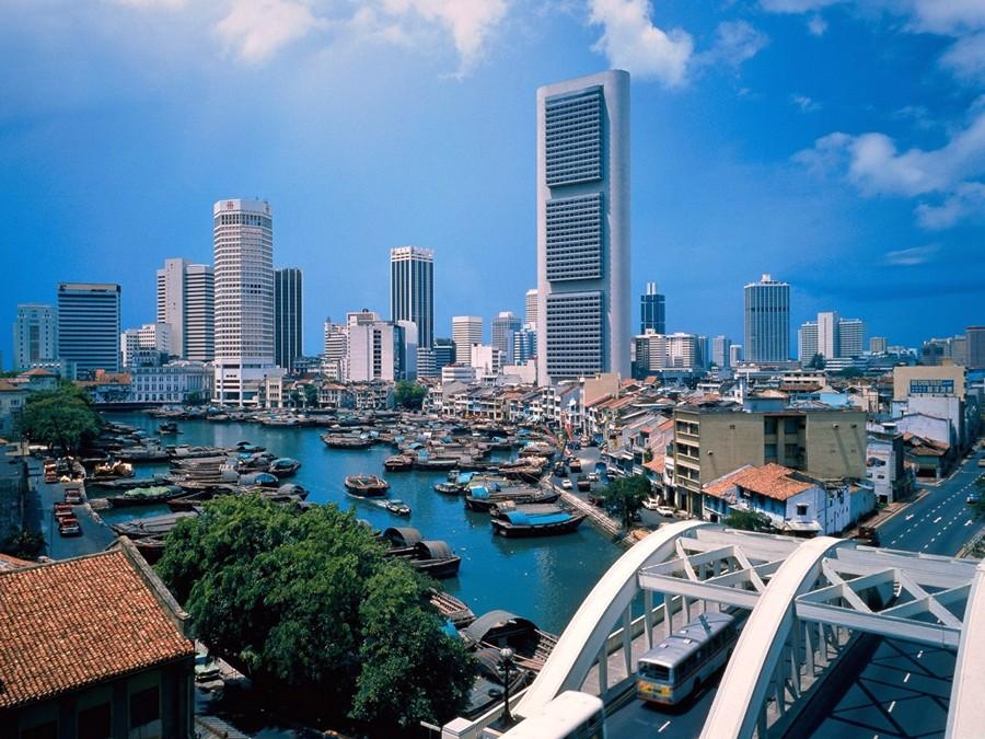Сингапур 5